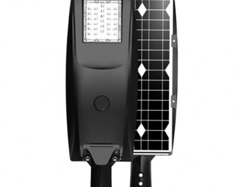 Smart city : lampada intelligente solare a led ac/dc a finanziamento zero per i comuni